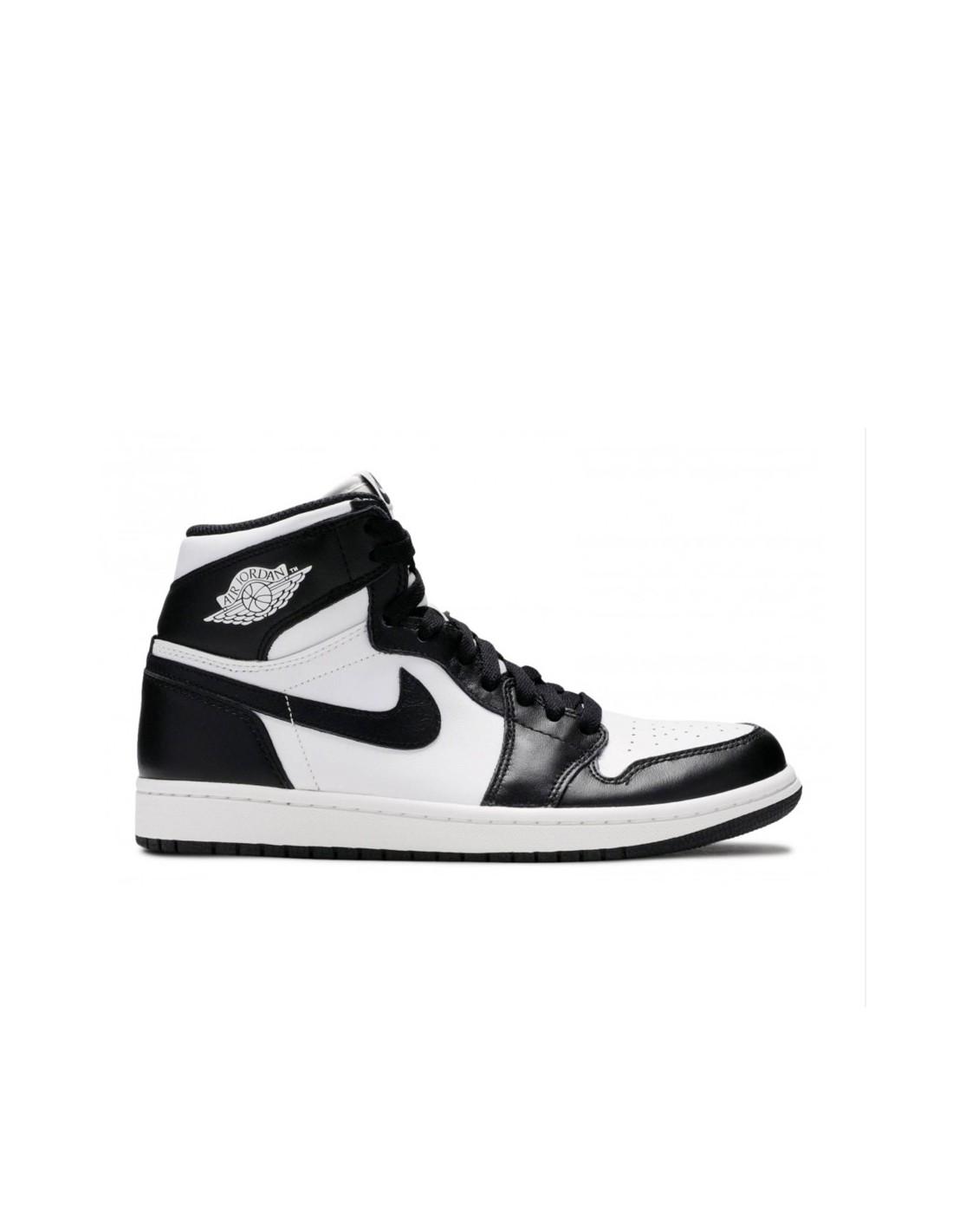 Nike Air Jordan 1 HIGH OG COURT Blanca y Negra