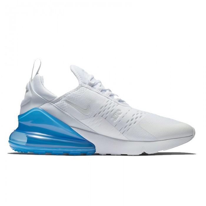 nike 270 blancos con azul